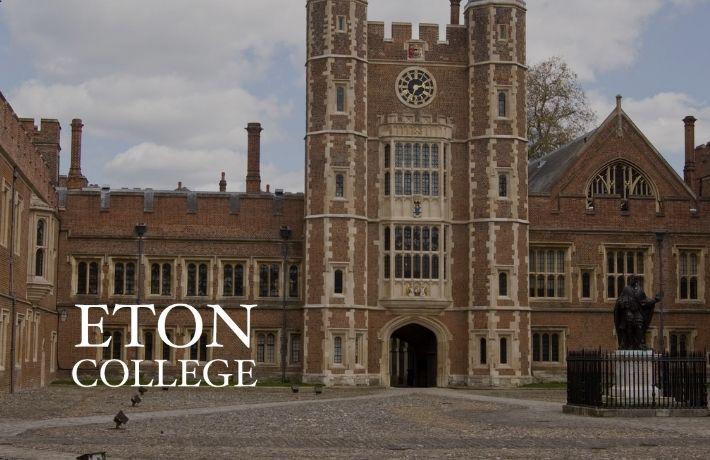 Increasing recycling rates at Eton College